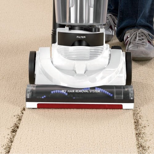 Bissell-Pet-Bagless-Upright-Vacuum-Cleaner-with-Multi-Cyclonic-Technology-and-Integrated-Pet-Hair-Lifter-Features-a-Pet-TurboBrush-Tool-and-Crevice-Tool-Combination-Dusting-BrushUpholstery-Tool-23-Ft–0-2