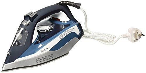 Black-Decker-X2150-2200-Watt-Auto-Shut-Off-Steam-Iron-220-Volts-Not-for-USA-European-cord-0-0
