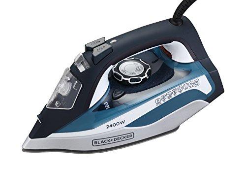 Black-Decker-X2150-2200-Watt-Auto-Shut-Off-Steam-Iron-220-Volts-Not-for-USA-European-cord-0-1