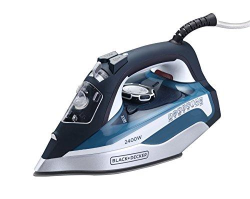 Black-Decker-X2150-2200-Watt-Auto-Shut-Off-Steam-Iron-220-Volts-Not-for-USA-European-cord-0