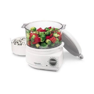 Black-and-Decker-Handy-Food-Steamer-Plus-and-Rice-Cooker-Hs90-0