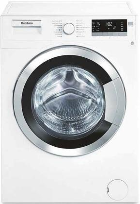 Blomberg-WM98400SX-24-25-cu-ft-Capacity-Front-Load-Washer-With-Stainless-Steel-Drum-LED-Digital-Display-Variable-Spin-Speed-From-600-To-1400-RPM-In-White-with-Chrome-0