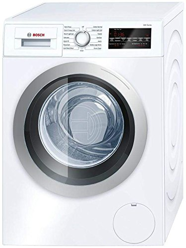 Bosch-800-Series-White-Front-Load-Compact-Laundry-Stacked-Pair-with-WAT28402UC-24-Washer-WTG86402UC-24-Electric-Condensation-Dryer-and-WTZ20410-Stacking-Kit-0-0