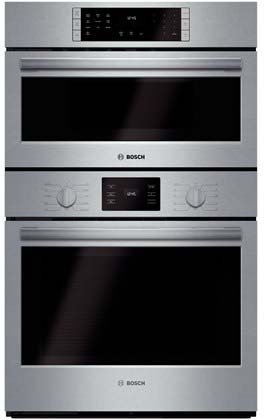 Bosch-HBL5751UC-500-30-Stainless-Steel-Electric-Combination-Wall-Oven-Convection-Speed-Oven-0