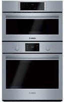 Bosch-HBL57M52UC-500-Series-Microwave-Combination-Oven-with-10-Sensor-Cooking-Programs-Defrost-Function-Bake-Variable-Broil-and-Multi-Rack-Genuine-European-Convection-in-Stainless-0