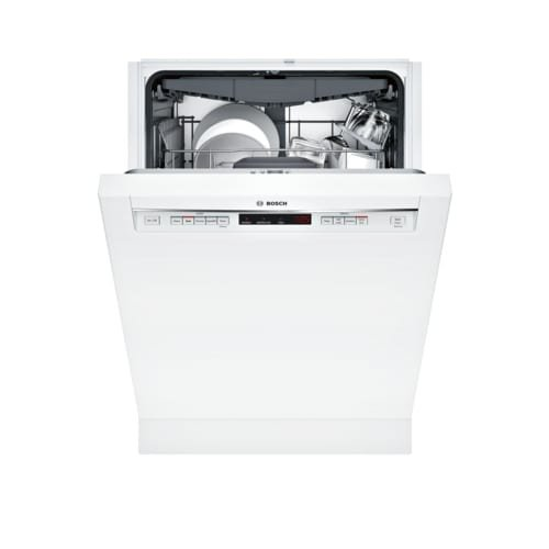 Bosch-SHEM63W56N-300-Series-24-Built-In-Full-Console-Dishwasher-with-5-Wash-Cycles-in-Black-0-0