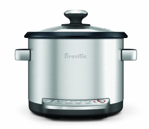 Breville-BRC600XL-The-Risotto-Plus-Sauteing-Slow-Rice-Cooker-and-Steamer-0