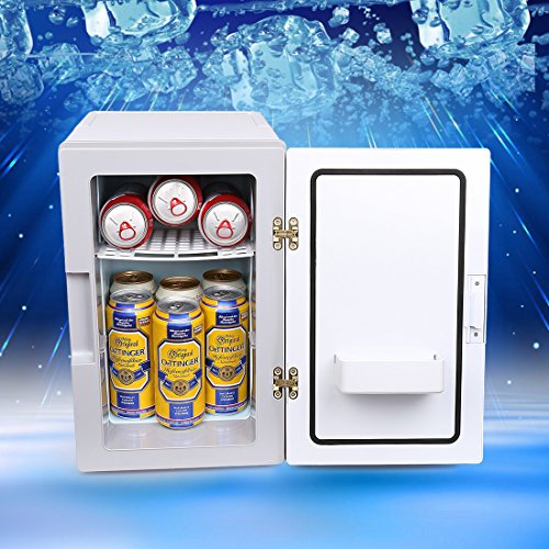 BuySevenSide-Mini-Compact-Portable-18-Liter-Refrigerator-for-Home-Office-Car-or-Boat-The-Best-Mini-Fridge-With-Thermoelectric-Cooler-and-Warmer-System-0-0