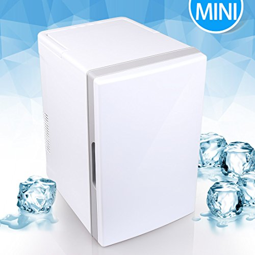 BuySevenSide-Mini-Compact-Portable-18-Liter-Refrigerator-for-Home-Office-Car-or-Boat-The-Best-Mini-Fridge-With-Thermoelectric-Cooler-and-Warmer-System-0