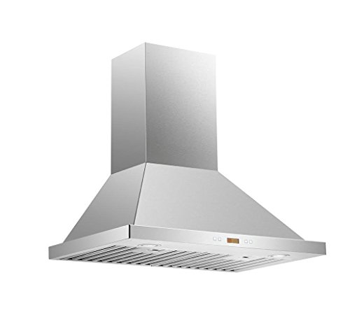 CAVALIERE-SV218B2-30-LED-Wall-Mounted-Stainless-Steel-Kitchen-Range-Hood-900-CFM-0-0