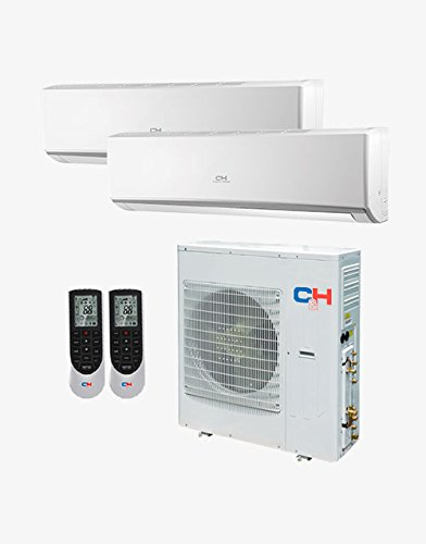 CH-Multi-Dual-Zone-Ductless-Mini-split-System-24000-BTU-Inverter-Heat-Pump-0