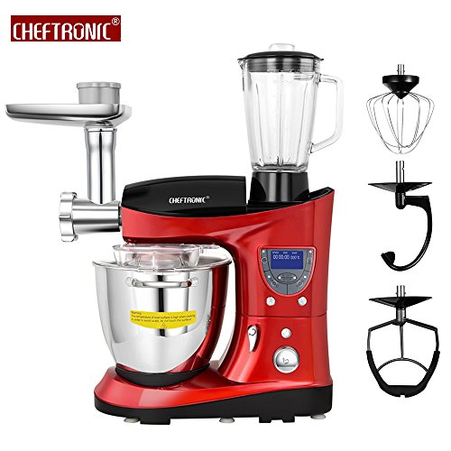 CHEFTRONIC-Stand-Mixers-SM-1086-120V650W-53qt-Bowl-Multifunction-Kitchen-Electric-Mixer-Machine-0-1