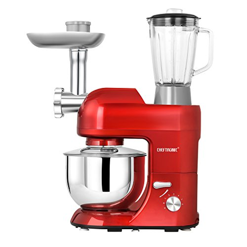 CHEFTRONIC-Stand-Mixers-SM-986-120V650W-55qt-Bowl-6-Speed-Kitchen-Electric-Mixer-Machine-0