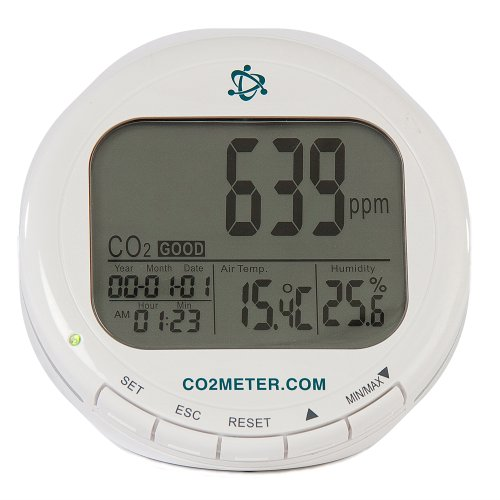 CO2Meter-AZ-0004-Indoor-Air-Quality-CO2-Meter-Temperature-and-Relative-Humidity-White-0