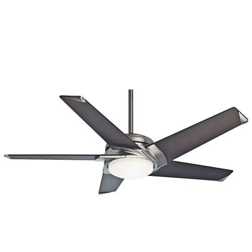 Casablanca-59105-Stealth-DC-Snow-White-54-Ceiling-Fan-with-Light-Remote-Control-0