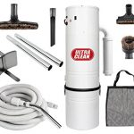 Central-Vacuum-Ultra-Clean-Unit-7500-sq-ft-with-30-Hose-Cleaning-Attachment-Set-0