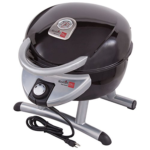 Char-Broil-TRU-Infrared-Electric-Table-Top-Bistro-Grill-180-in-BlackSilver-0