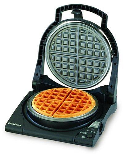 Chefs-Choice-840B-WafflePro-Express-Waffle-Maker-Classic-Belgian-0
