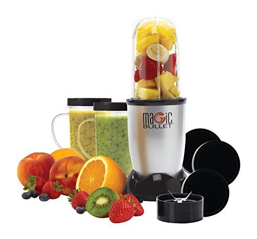 Compact-Countertop-Magic-Bullet-Blender-Multipurpose-Appliance-18-Piece-Express-Mixing-Set-Bones-10-Second-Recipe-Book-Plus-1-Prestee-Premium-Yoga-Strap-0-0
