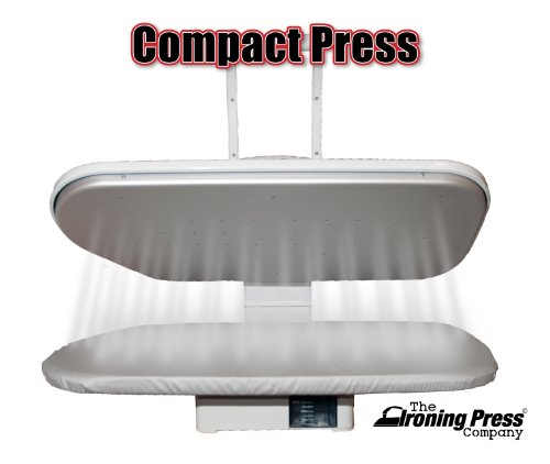 Compact-Ironing-Steam-Press-FREE-EXTRA-COVER-FOAM-RRP-4900-0