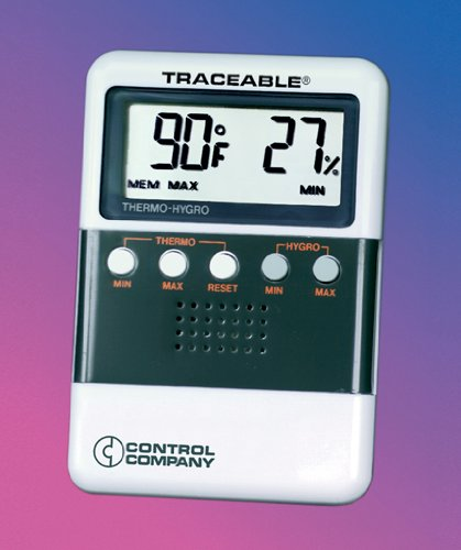 Control-Company-4096-Traceable-Memory-HumidityTemperature-Meter-0