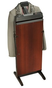 Corby-3300-Pants-Press-Valet-Walnut-Wood-Effect-with-Black-Trim-0