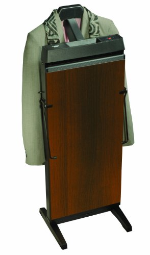 Corby-Jerdon-3300W-30-mins-Cycle-Pants-Press-with-Automatic-Shut-Down-and-Manual-Cancel-Options-Walnut-Finish-0