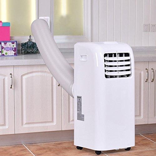 Costway-10000-BTU-Portable-Air-Conditioner-Dehumidifier-Function-Window-Wall-Mount-w-Remote-Control-0-0