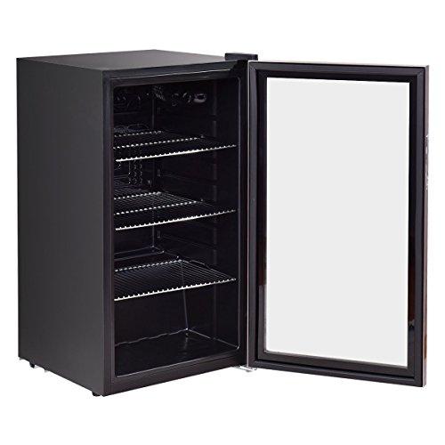 Costway-120-Can-Beverage-Refrigerator-Beer-Wine-Soda-Drink-Beverage-Cooler-Mini-Fridge-0