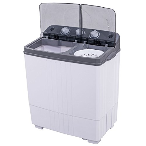 Costway-Mini-Portable-Compact-Twin-Tub-16Lbs-Washing-Machine-And-Washer-Spin-Cycle-w-Hose-0-2