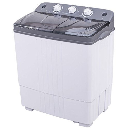 Costway-Mini-Portable-Compact-Twin-Tub-16Lbs-Washing-Machine-And-Washer-Spin-Cycle-w-Hose-0