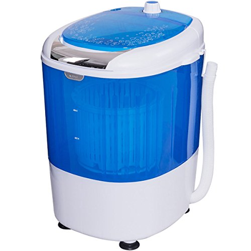 Costway-Portable-Mini-Compact-55lbs-Counter-Top-Washing-Machine-w-Spin-Cycle-Basket-0