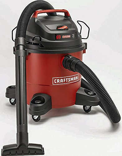 Craftsman-12004-6-Gallon-3-Peak-HP-WetDry-Vac-0