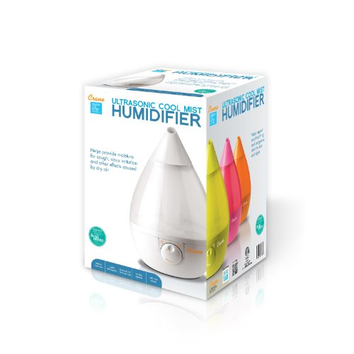 Crane-Drop-Shape-Ultrasonic-Cool-Mist-Humidifier-with-23-Gallon-output-per-day-White-0-0