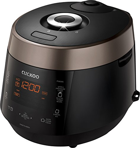Cuckoo-Electric-Heating-Pressure-Rice-Cooker-CRP-P0609S-Black-0-0