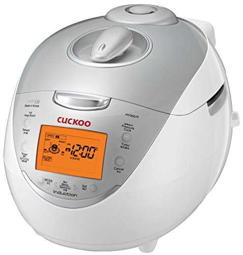 Cuckoo-Electric-Induction-Heating-Pressure-Rice-Cooker-CRP-HV0667F-Silver-0