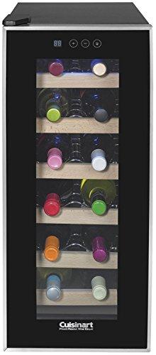 Cuisinart-CWC-1200TS-12-bottle-Private-Reserve-Wine-Cellar-Black-0