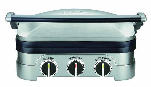 Cuisinart-GR-4NR-5-in-1-Griddler-Silver-Red-Dials-0-0
