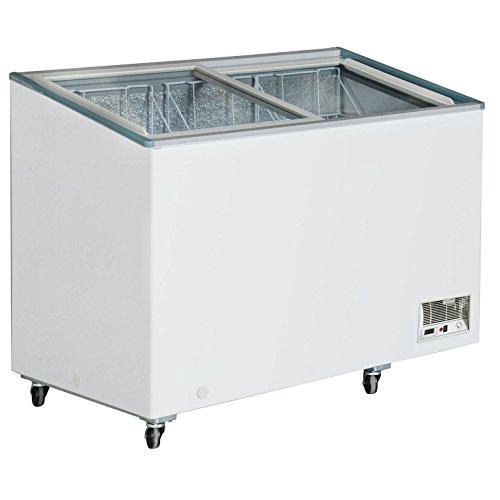 DUURA-DVFD106-Flat-Glass-Display-Freezer-White-0