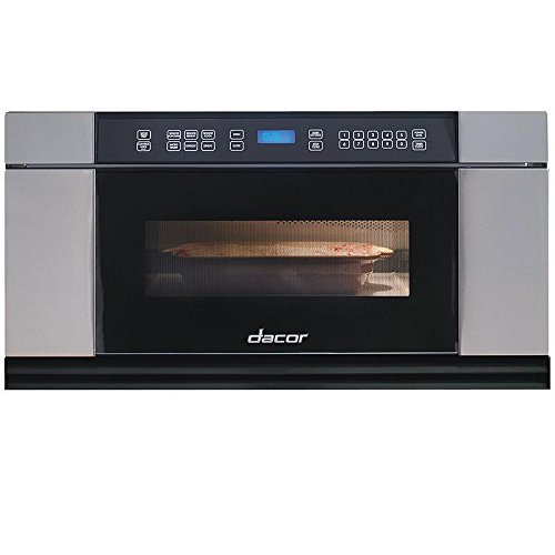 Dacor-Discovery-MMDV30S-10-cu-ft-Microwave-in-a-Drawer-Microwave-Drawer-Black-w-Stainless-Steel-Trim-0-1