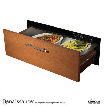 Dacor-IWD30-Renaissance-Integrated-30-Electric-Warming-Drawer-With-500-Watt-Heating-Element-4-Timer-Settings-Plus-Infinite-Mode-Blue-LED-Light-Indicator-and-Requires-Custom-0