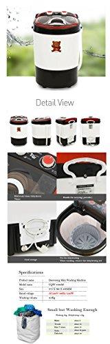 Daewoong-Portable-Mini-Washing-Machine-UQW-3800M-240W-Easy-Speedy-Convenience-0-0
