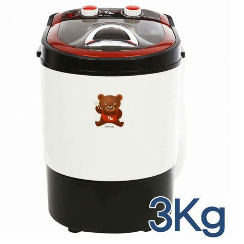 Daewoong-Portable-Mini-Washing-Machine-UQW-3800M-240W-Easy-Speedy-Convenience-0