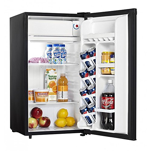 Danby-Compact-Mini-Bar-Dorm-Home-Beverage-Cooler-Fridge-Refrigerator-Black-0-1