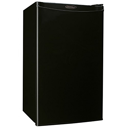 Danby-Compact-Mini-Bar-Dorm-Home-Beverage-Cooler-Fridge-Refrigerator-Black-0