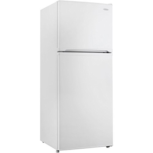 Danby-DFF100C1WDB-Frost-Free-Refrigerator-with-Top-Mount-Freezer-99-Cubic-Feet-White-0