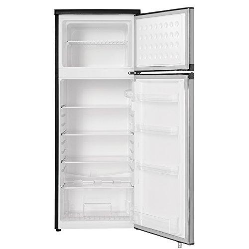 Danby-DPF073C1BSLDD-Designer-73-cuft-Two-Door-Apartment-Size-Refrigerator-Steel-0-0