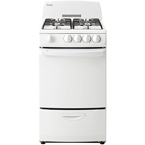 Danby-DR200WGLP-20-Inch-Gas-Range-with-4-Burners-Electronic-Ignition-and-24-Cubic-Feet-Oven-White-0