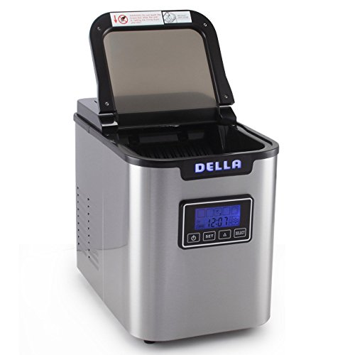 Della-Electric-Ice-Maker-Machine-Counter-top-Cube-Easy-Touch-Button-3-Color-0-1