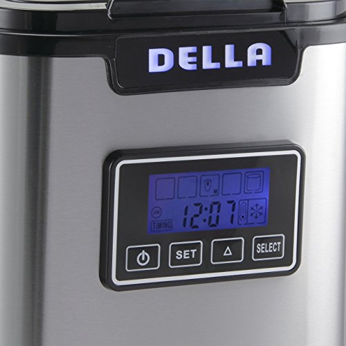 Della-Electric-Ice-Maker-Machine-Counter-top-Cube-Easy-Touch-Button-3-Color-0-2